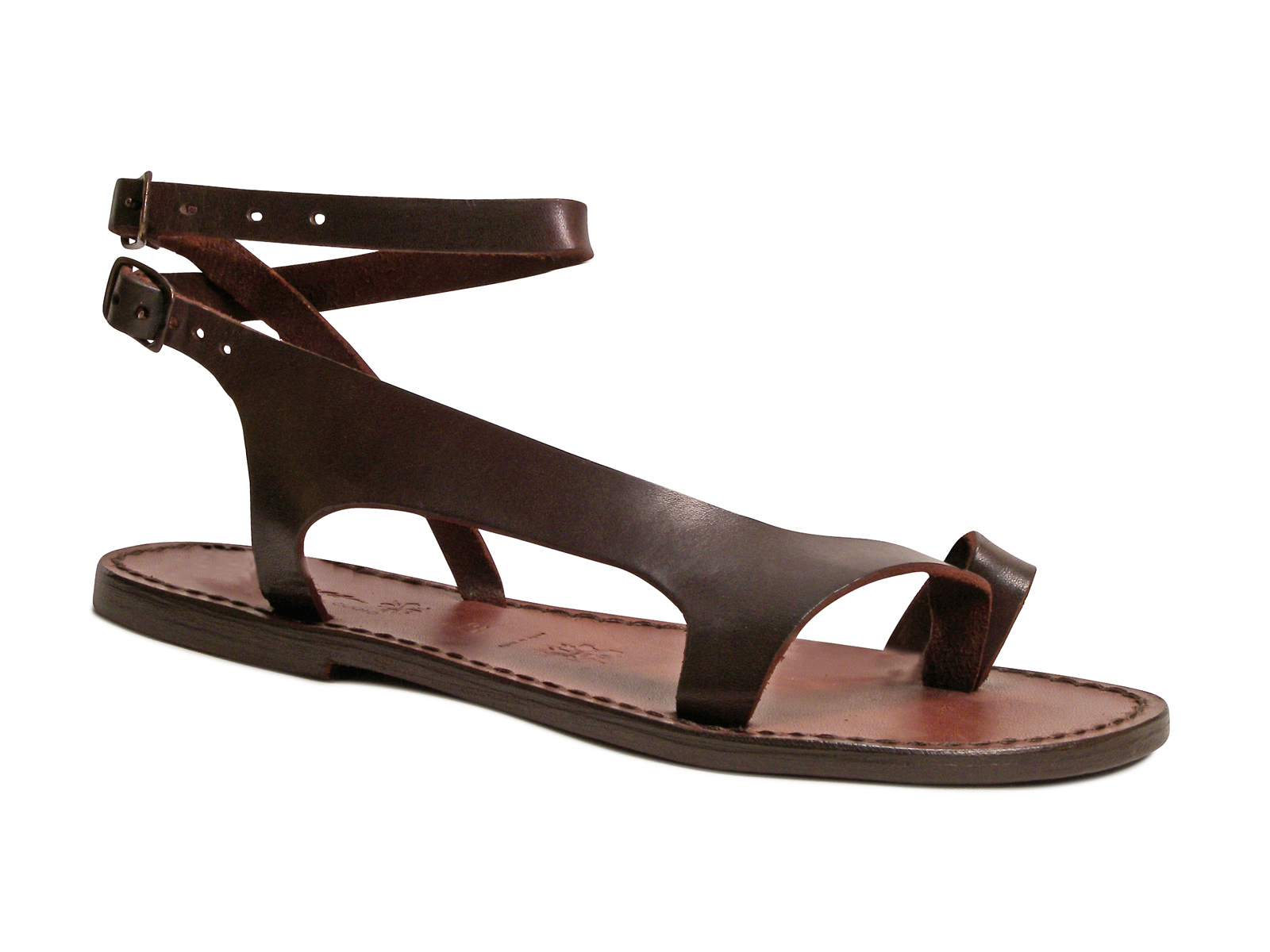 Women's italian leather sandals