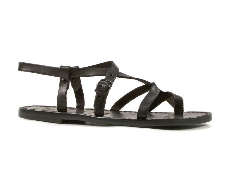 Women's italian leather sandals