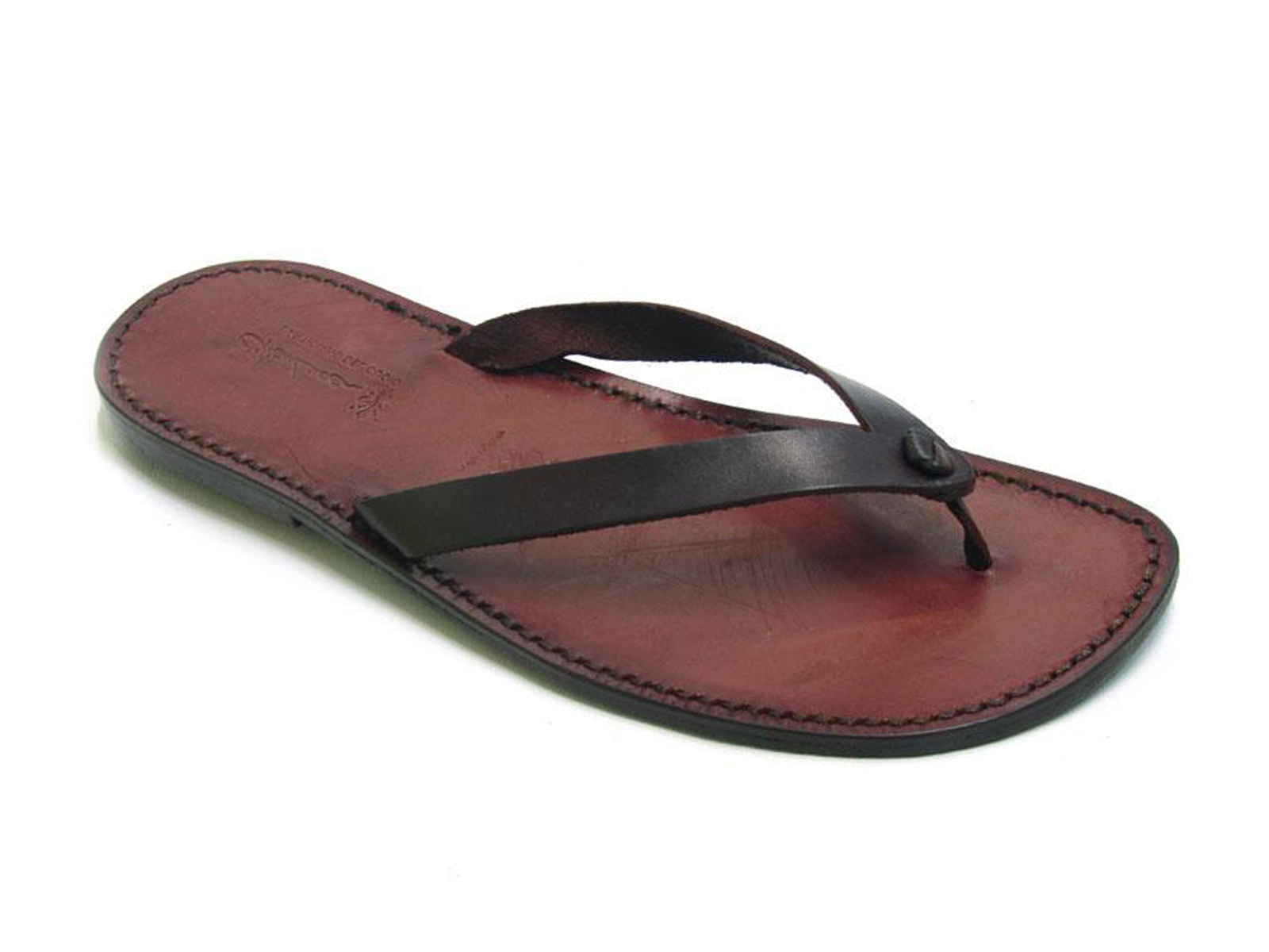 Find great deals on eBay for mens brown leather flip flops. Shop with confidence.