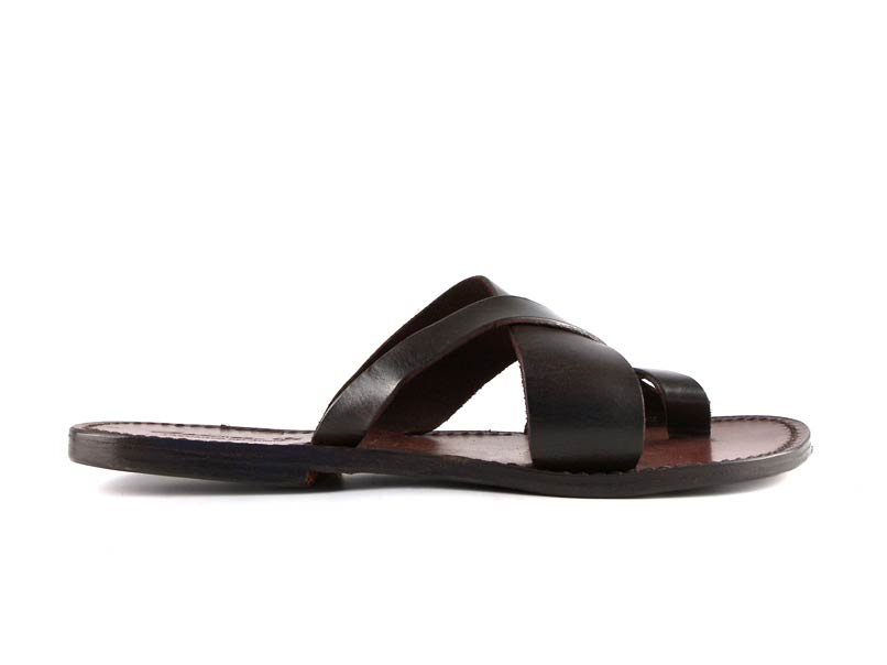 Handmade-real-leather-thongs-sandals-for-mens-Made-