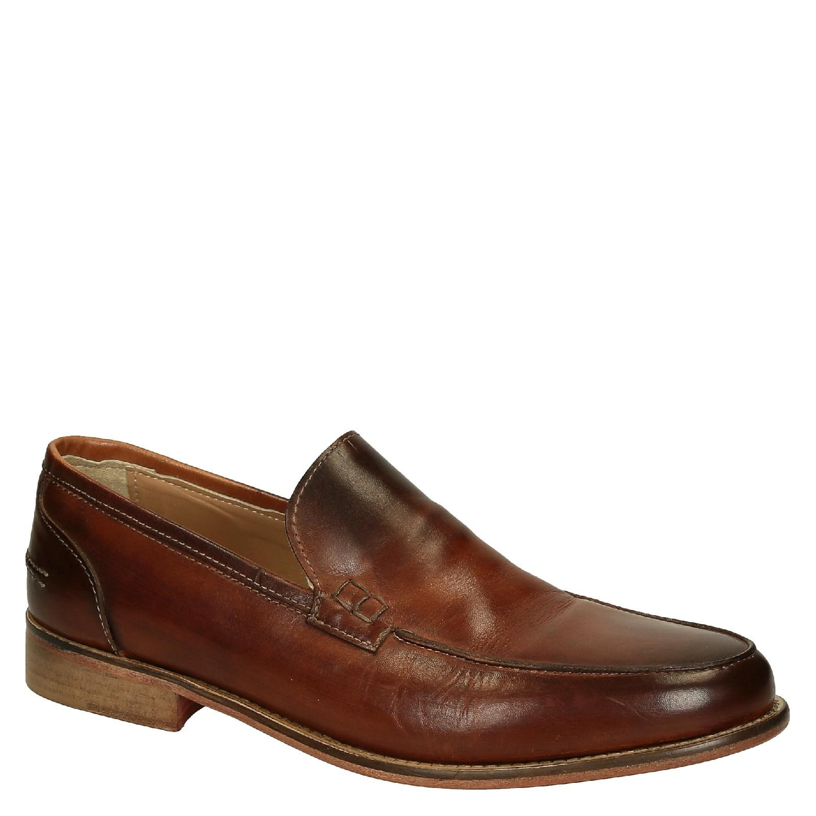 calf leather s loafers shoes handmade italian