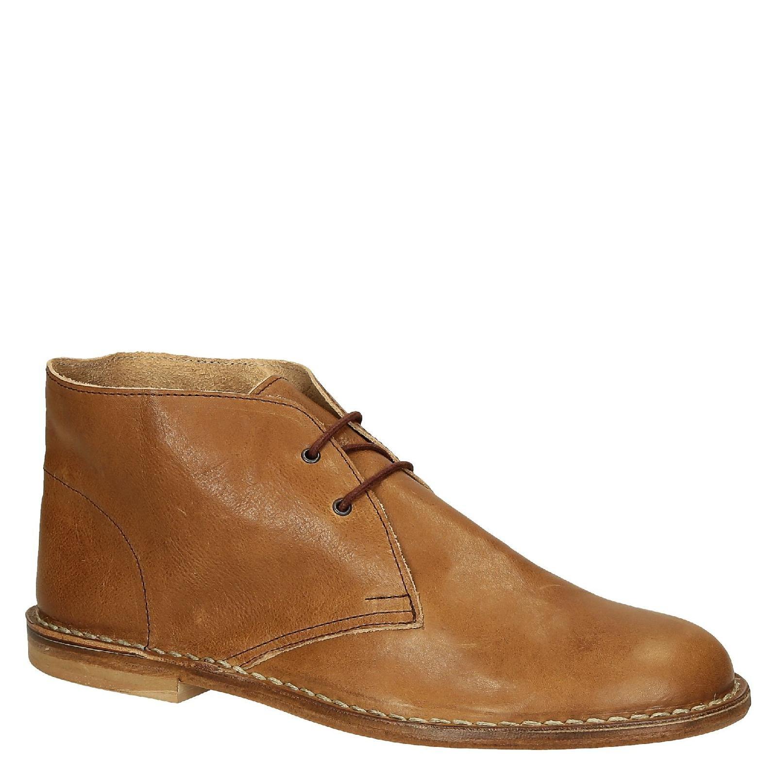 calf italian leather s chukka boots handmade