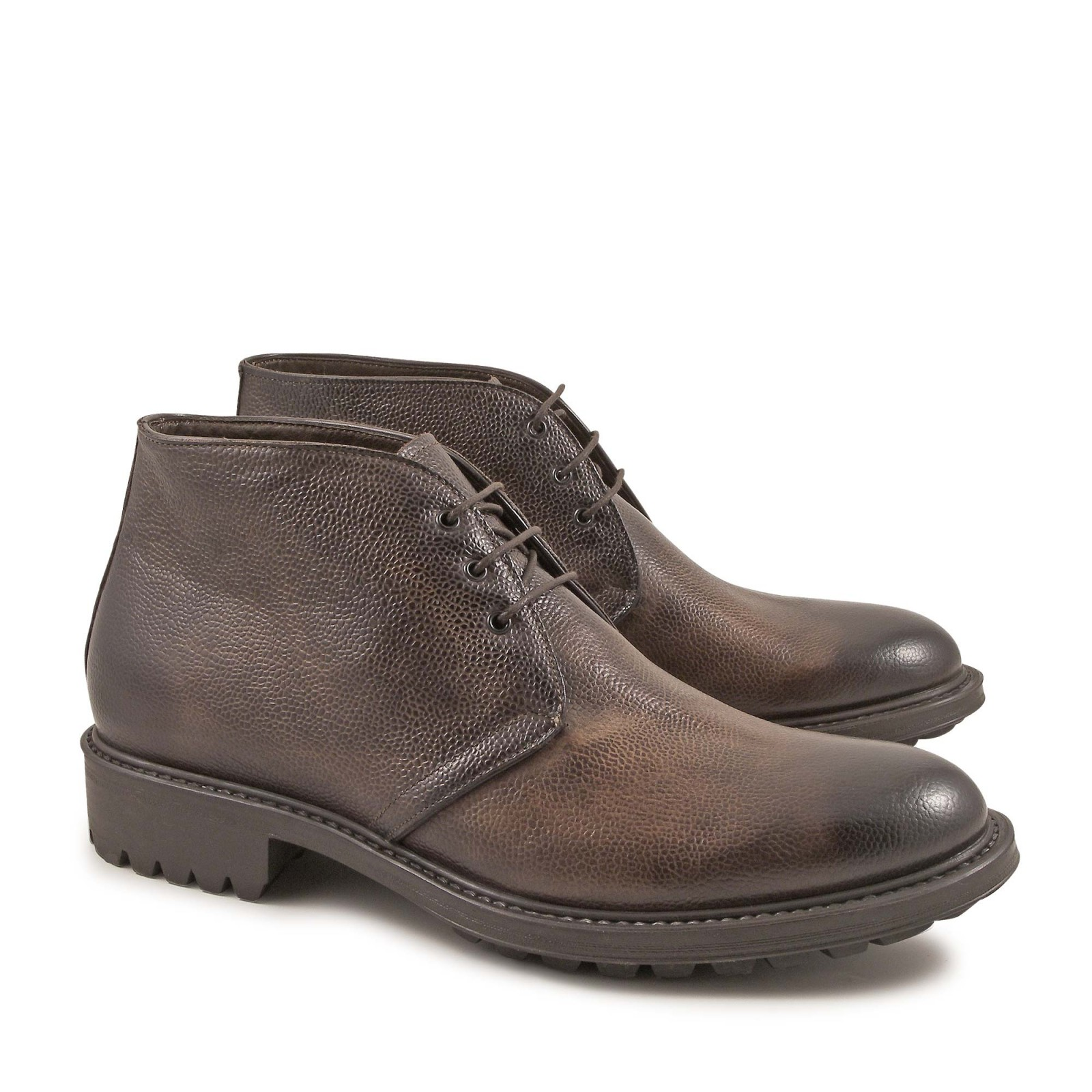 Laces Italy  city photo : ... men's bootis with laces in chocolat calf italian leather Made in Italy